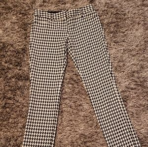 Houndstooth pants